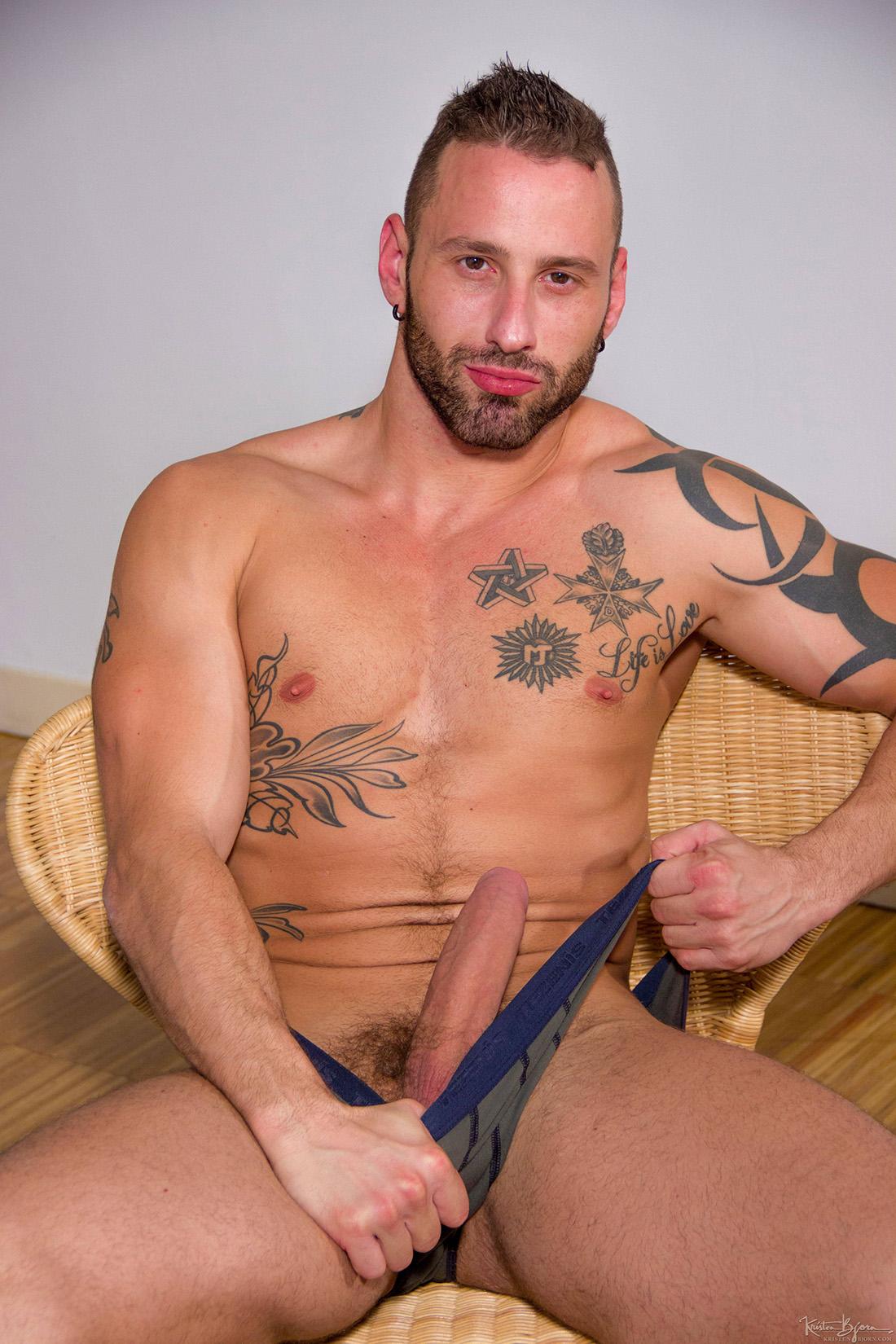 Antonio Miracle gay hot daddy dude men porn