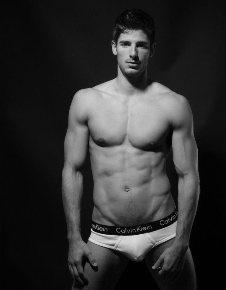 Adam Nicklas sexy hot male model