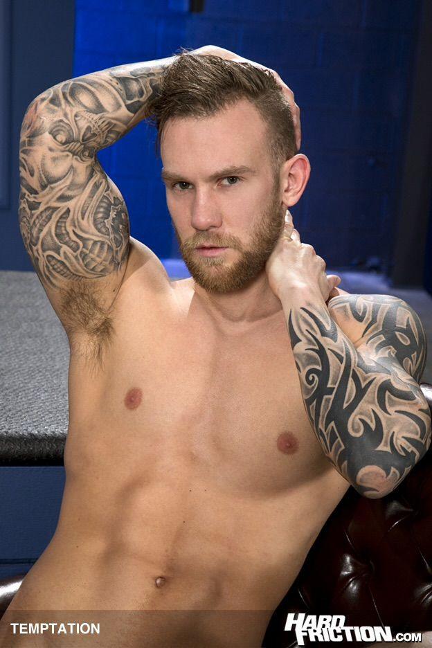 Mark Long fuck Damien Michaels gay hot daddy dude men porn next door