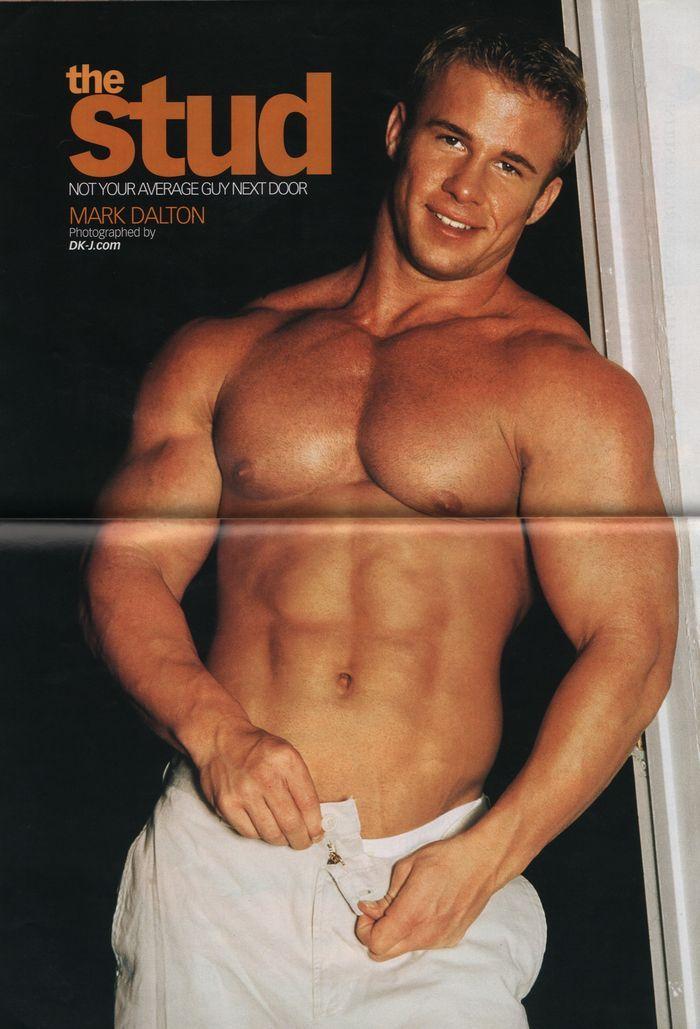 Mark Dalton gay hot daddy dude men porn