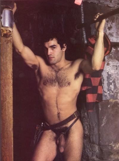 Tony Nero vintage gay hot daddy dude porn