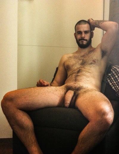 Kris Irons gay hot daddy dude men porn