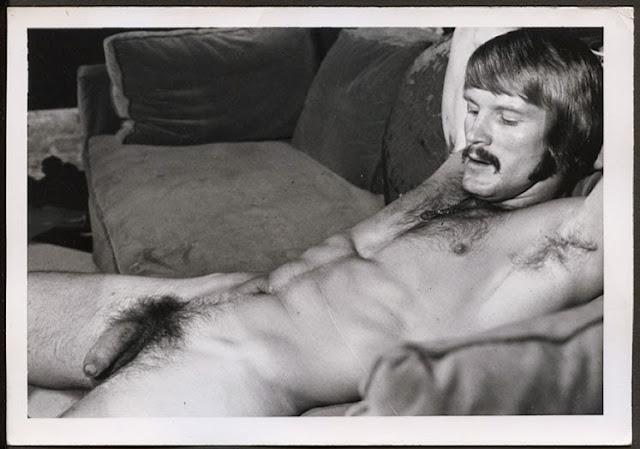 Barry Hoffman vintage gay hot daddy dude men porn