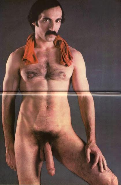 Nick Poulos vintage gay hot daddy dude men porn