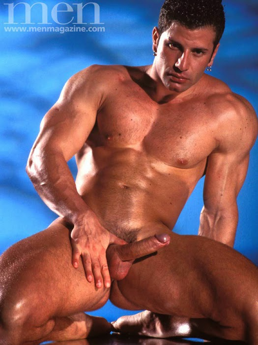 Donato Spigariol gay hot daddy dude men porn