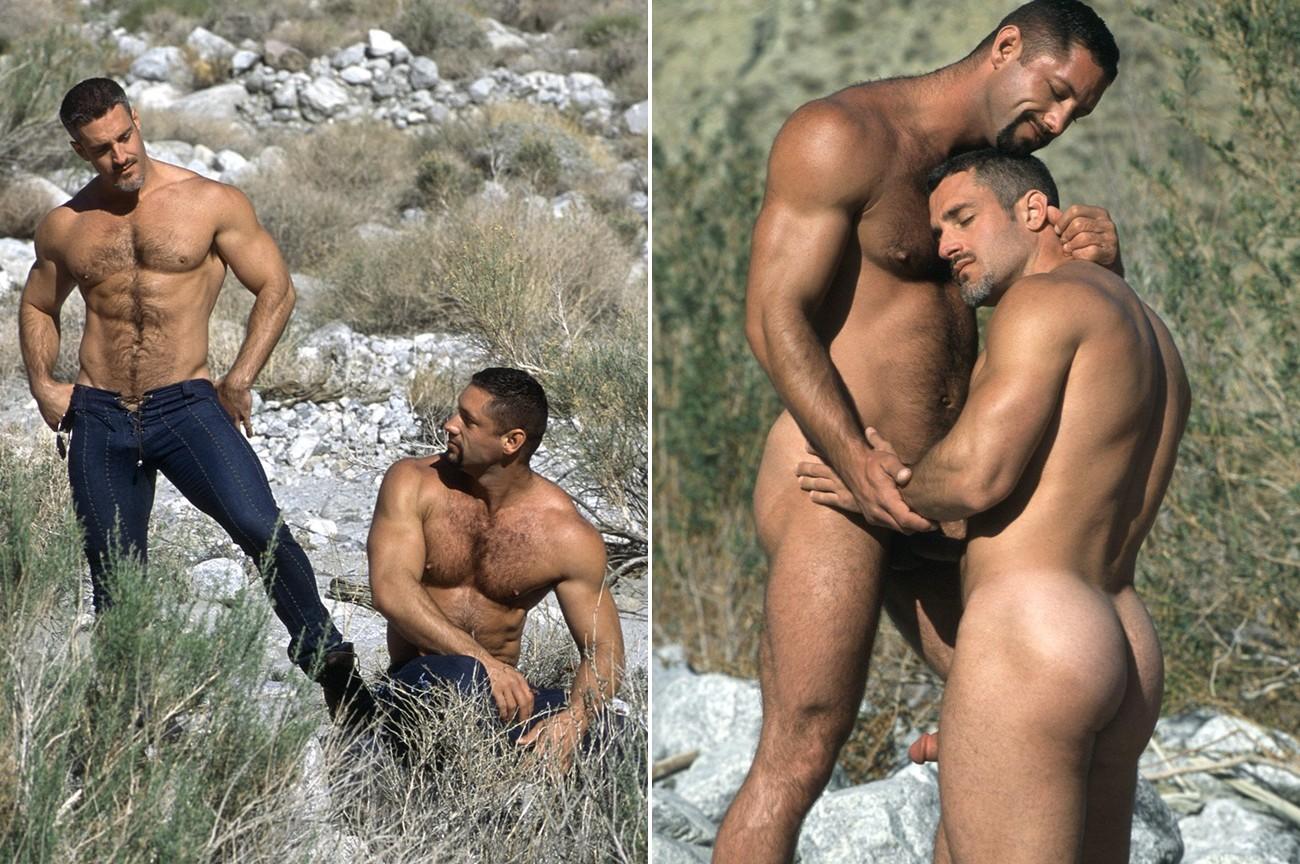 Colton Ford Blake Harper gay hot daddy dude men porn