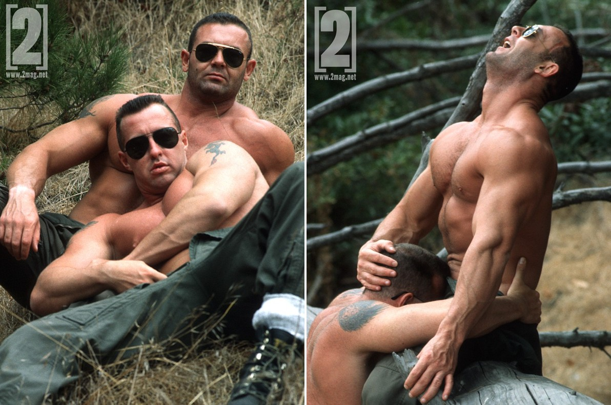 Blue Blake Gage Blake gay hot daddy dude men porn