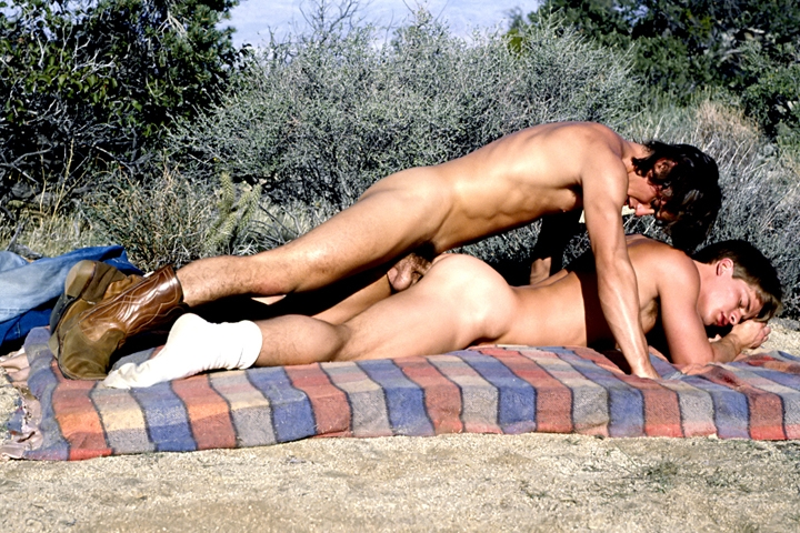 Tex Anthony fuck Tony Calhoun vintage gay hot daddy dude men porn New Breed