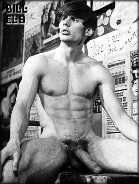 Bill Eld vintage gay hot daddy dude men porn