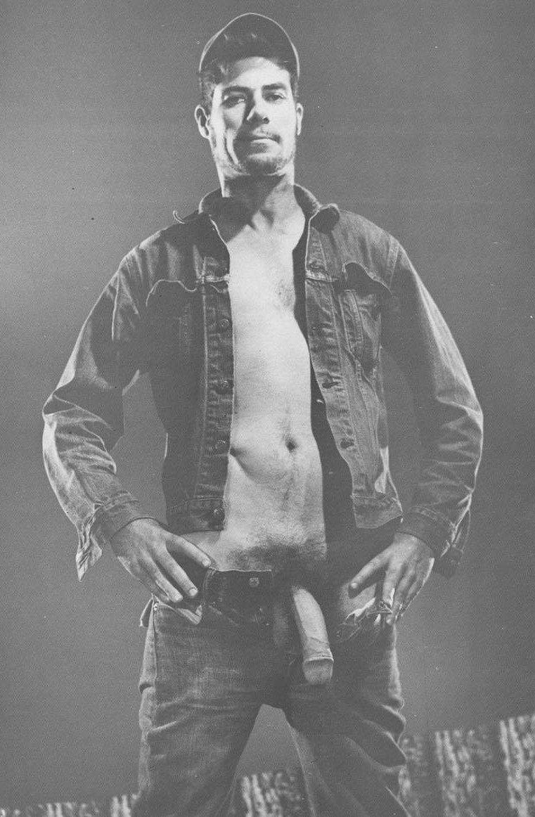 Don Goodman vintage gay hot daddy dude men porn redneck