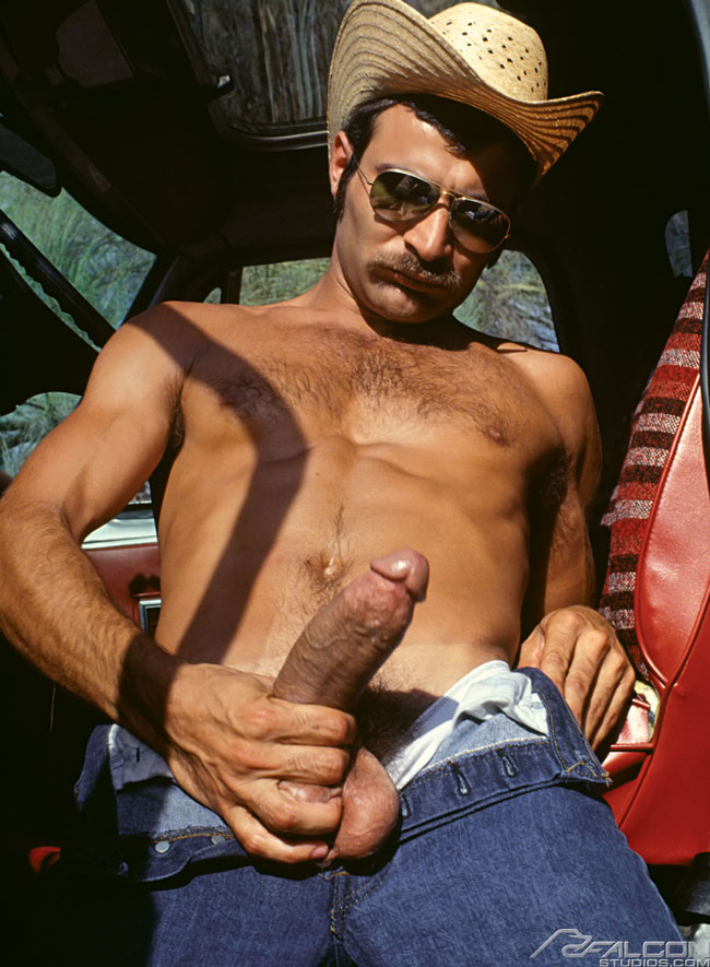 Ed Wiley vintage gay hot daddy dude men porn