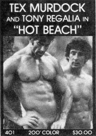 Tex Murdock fuck Tony Regalia vintage gay hot daddy porn Hot Beach