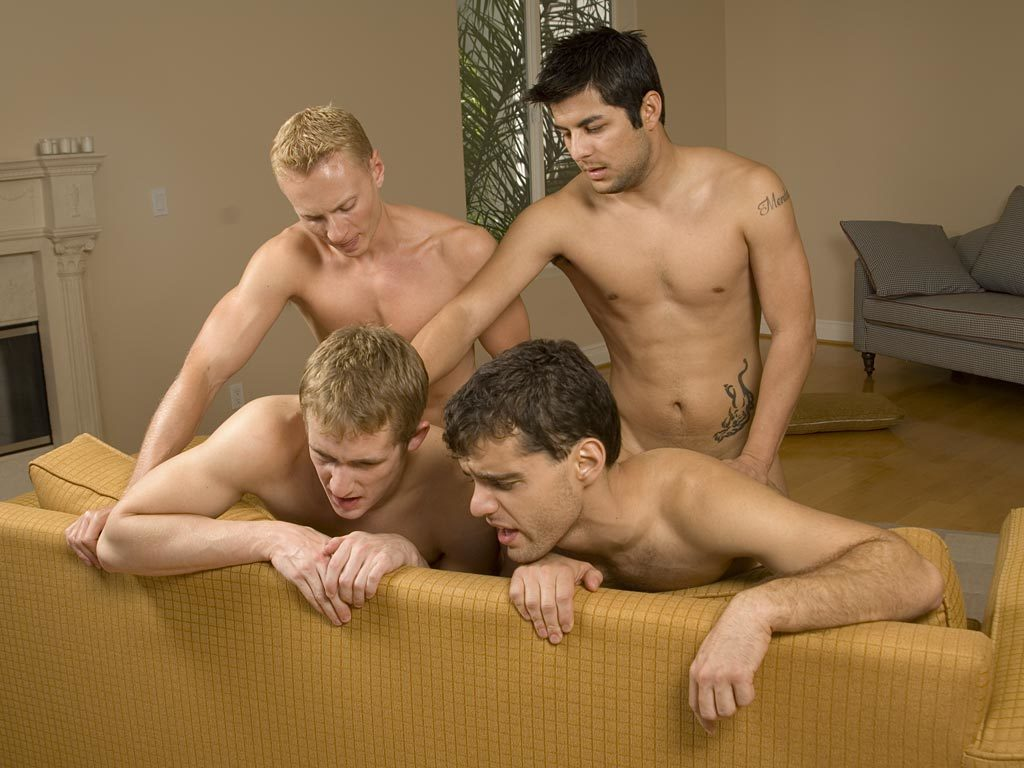 Mason Wyler Cole Ryan Jay Lopez Kyle O'Neil gay hot dude men fuck orgy Randy Blue