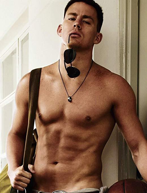 Channing Tatum hot daddies dudes men