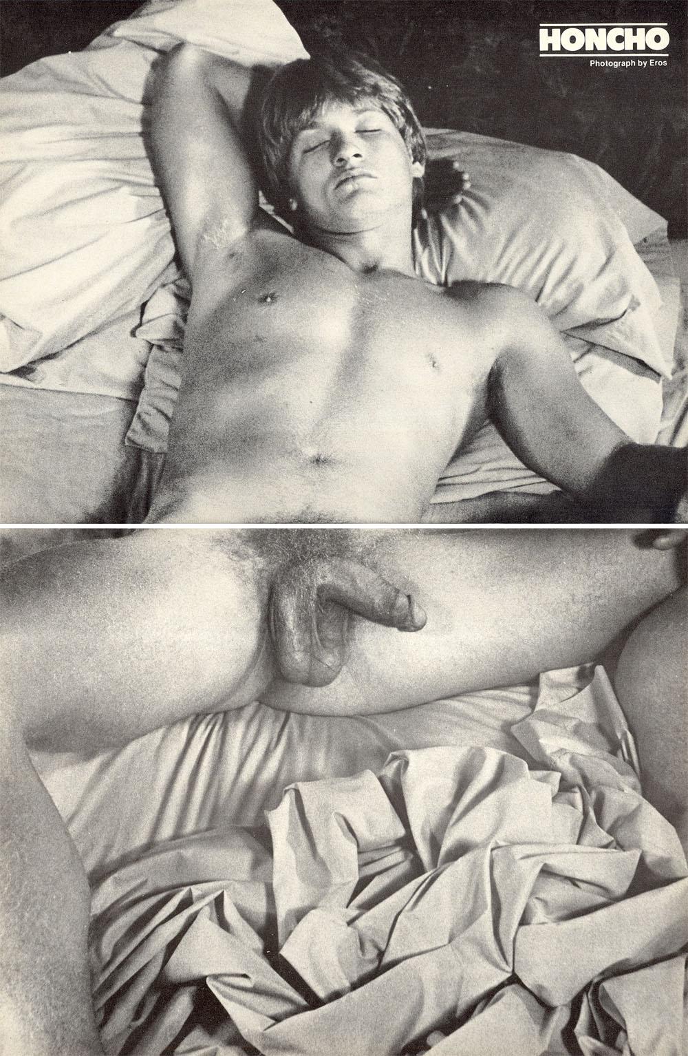 George Conover gay hot vintage porn dudes