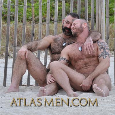 Chris Miklos Patrick Wiese gay hot daddy dude men bear porn