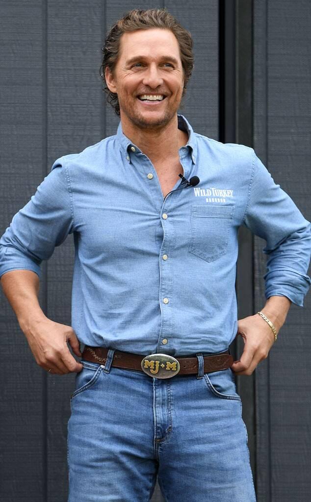 Matthew McConaughey hot sexy daddies dudes men