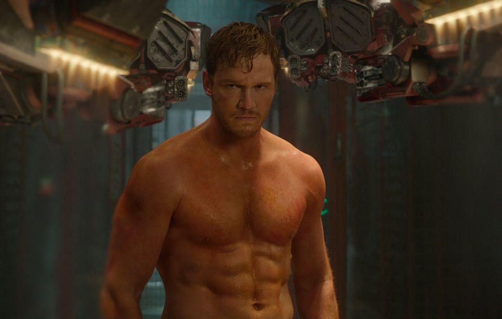 Chris Pratt hot daddies dudes men