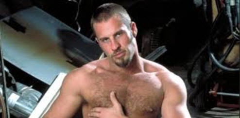 Aiden Shaw fuck Dick Wolf gay hot daddy dude porn Perfect Fit
