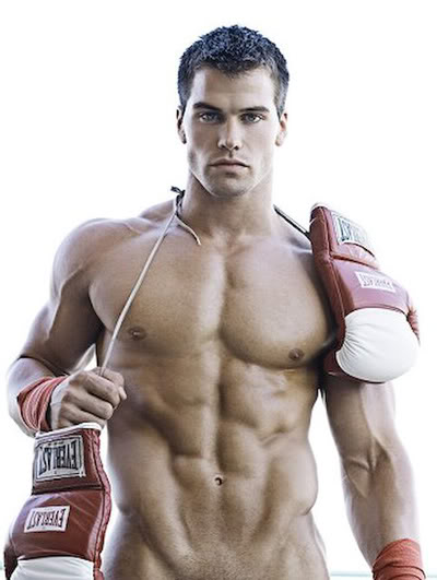 Jed Hill football by Rick Day gay hot daddy dude men model