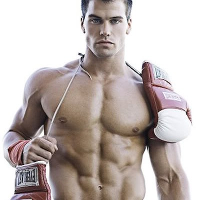 Jed Hill football by Rick Day gay hot daddy dude men