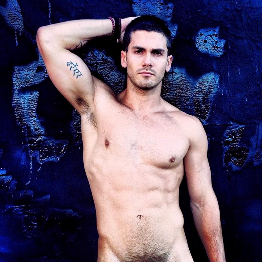 Eddie Granger gay hot daddies dudes men
