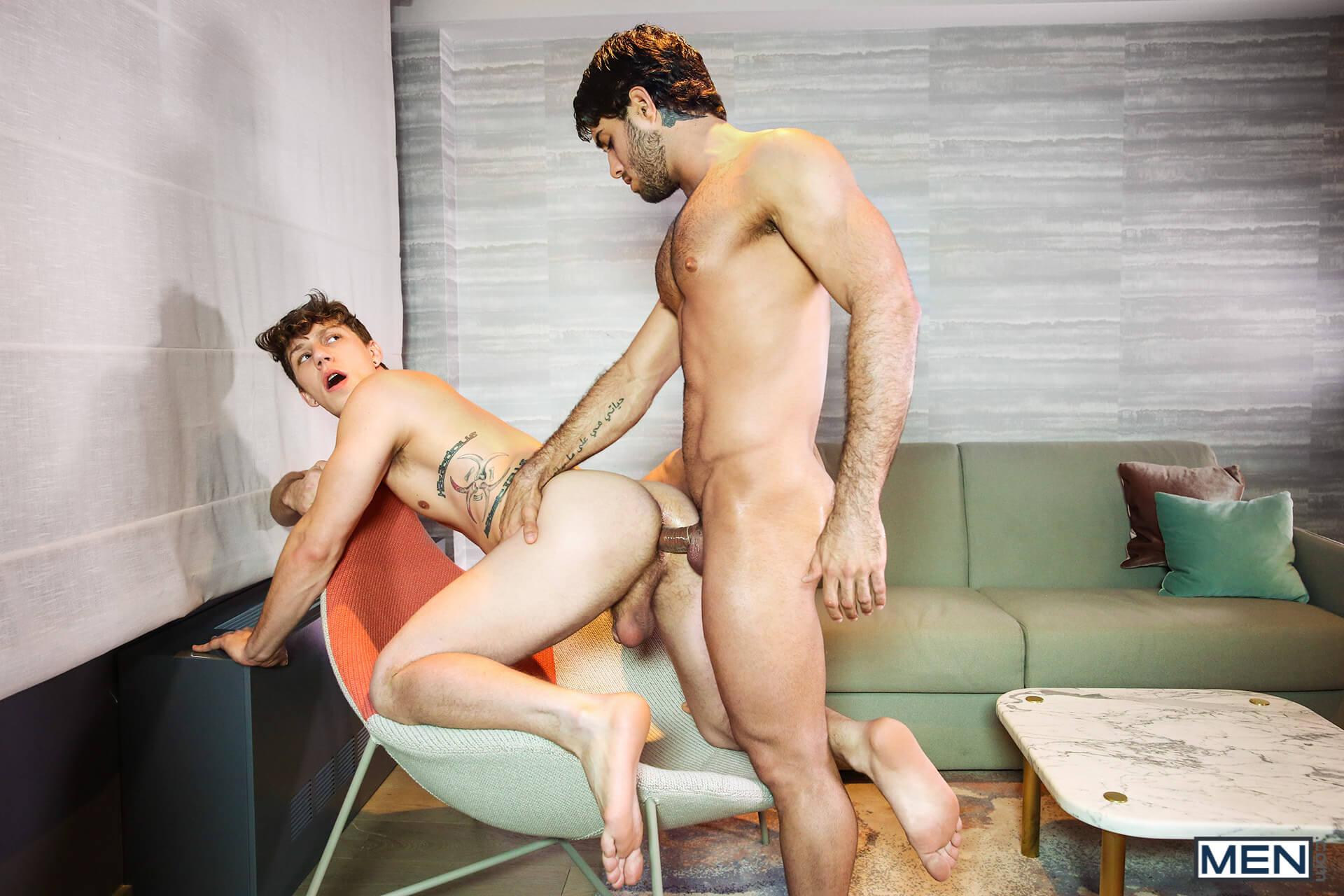 Diego Sans fuck Paul Canon gay hot dudes guys men porn stealth fuckers