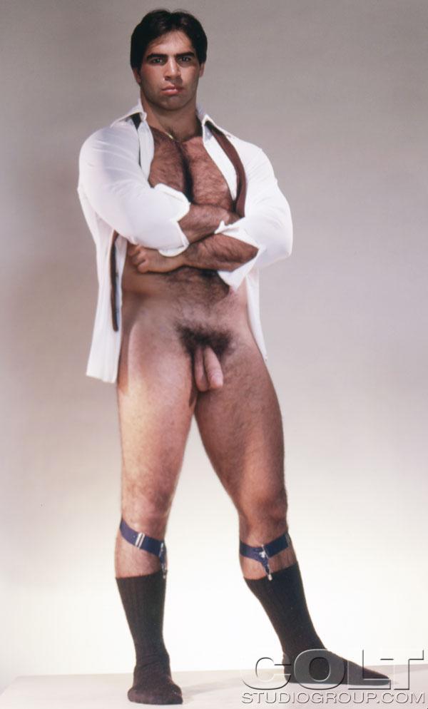 Franco Abruzzi hot gay vintage daddy dude men porn