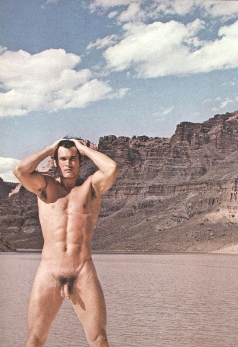 Gordon Grant vintage gay hot daddy dude men porn