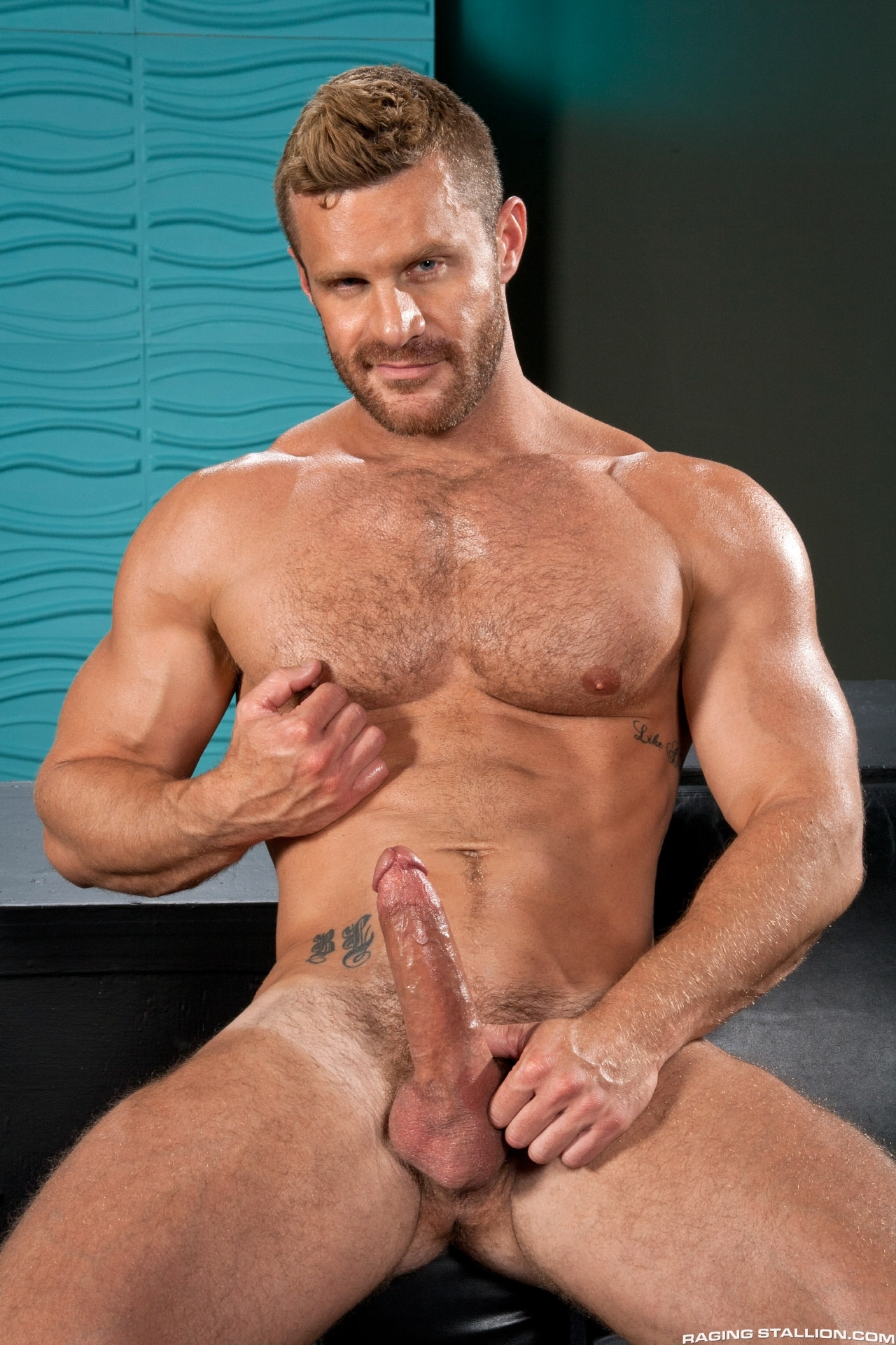 Landon Conrad gay hot daddy dude men porn
