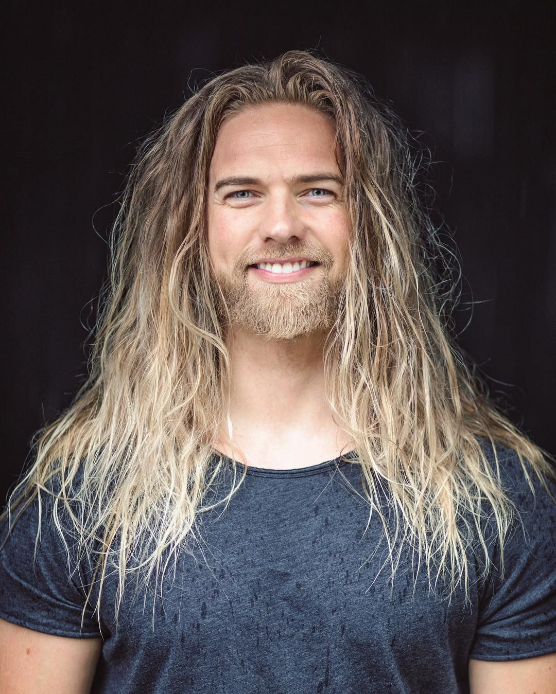 Lasse Matberg sexy hot dads dudes men long-hair
