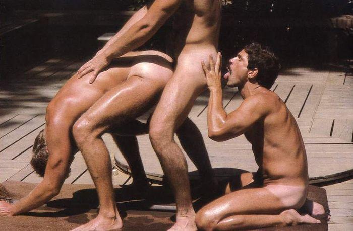 Rod Mitchell George Broadway Josh Kincaid gay hot vintage daddy dude men porn
