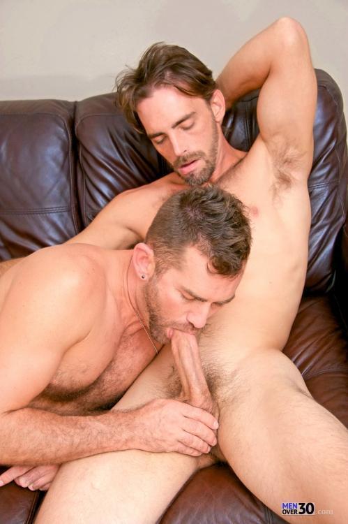 Joe Parker fuck Jake Jennings gay hot daddy porn Men Over 30