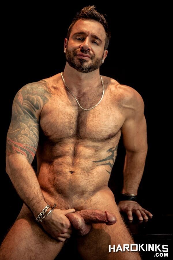 Martin Mazza gay hot daddy porn