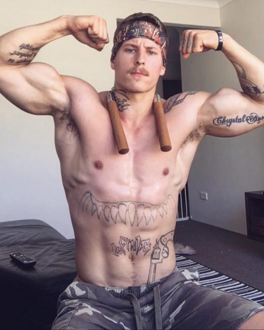 Alex Nysten gay hot dude porn