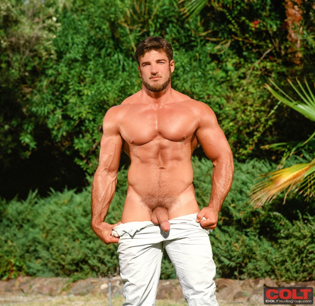 Rick Wolfmier vintage gay hot dude men porn