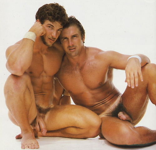 Rick Wolfmier Mike Betts vintage gay hot daddy dude men porn