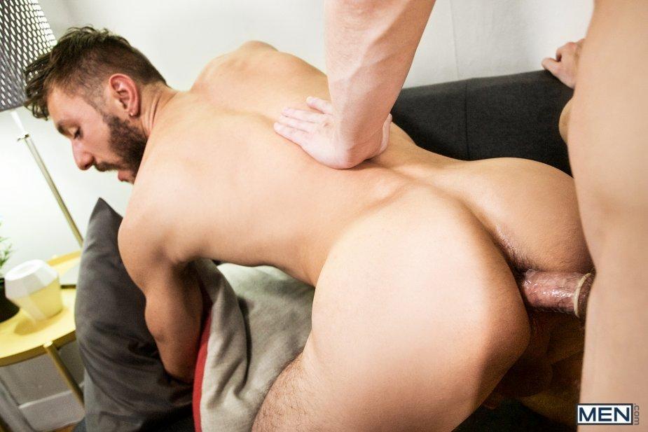 Will Braun fuck John Anders gay hot dude porn When the Sun Hits