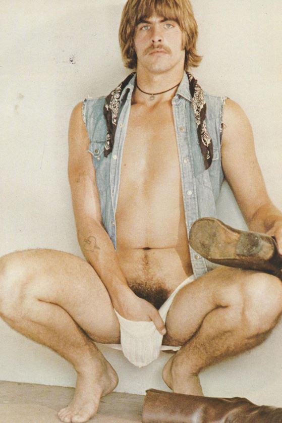 Ray Connors vintage gay hot dude porn