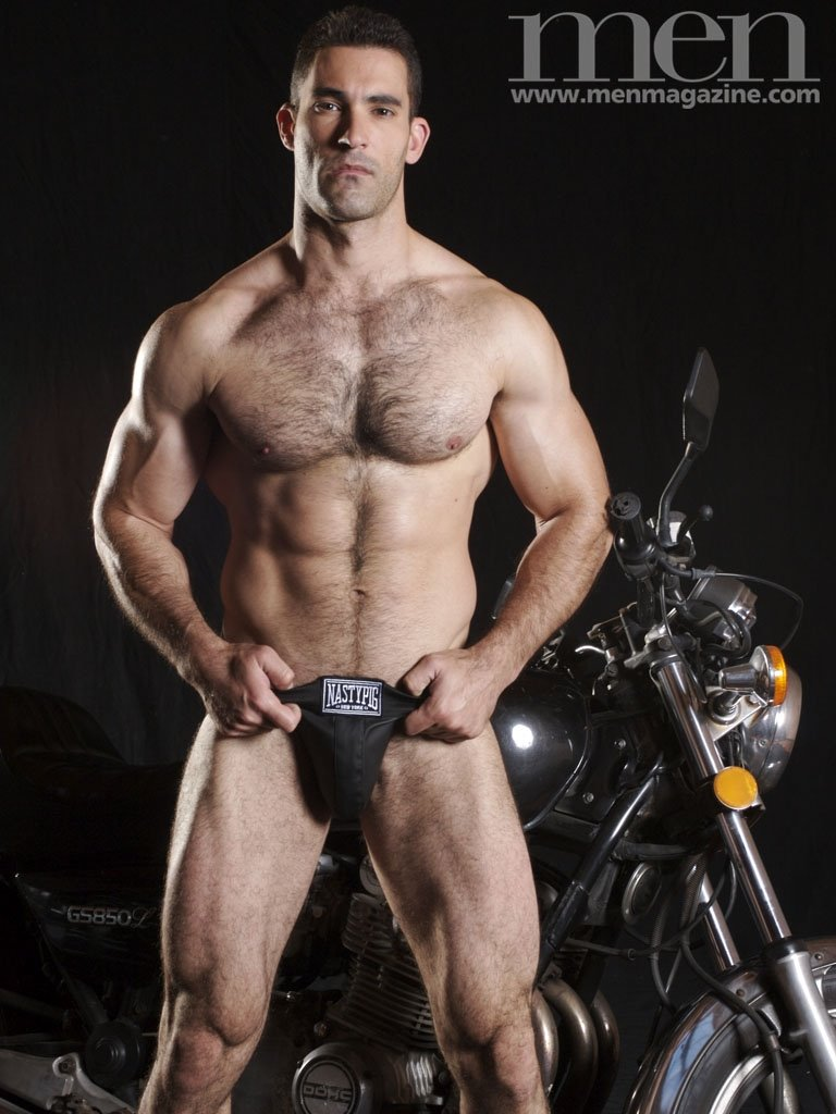 Roman Ragazzi gay hot dude daddy men porn