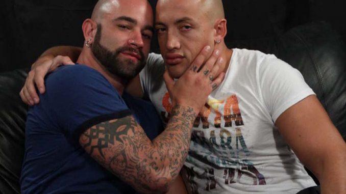 Sam Swift Jordano Santoro gay hot dude daddy men porn
