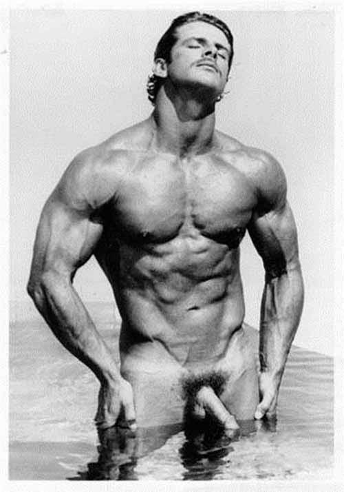 Rex Morgan vintage gay hot daddy dude men porn