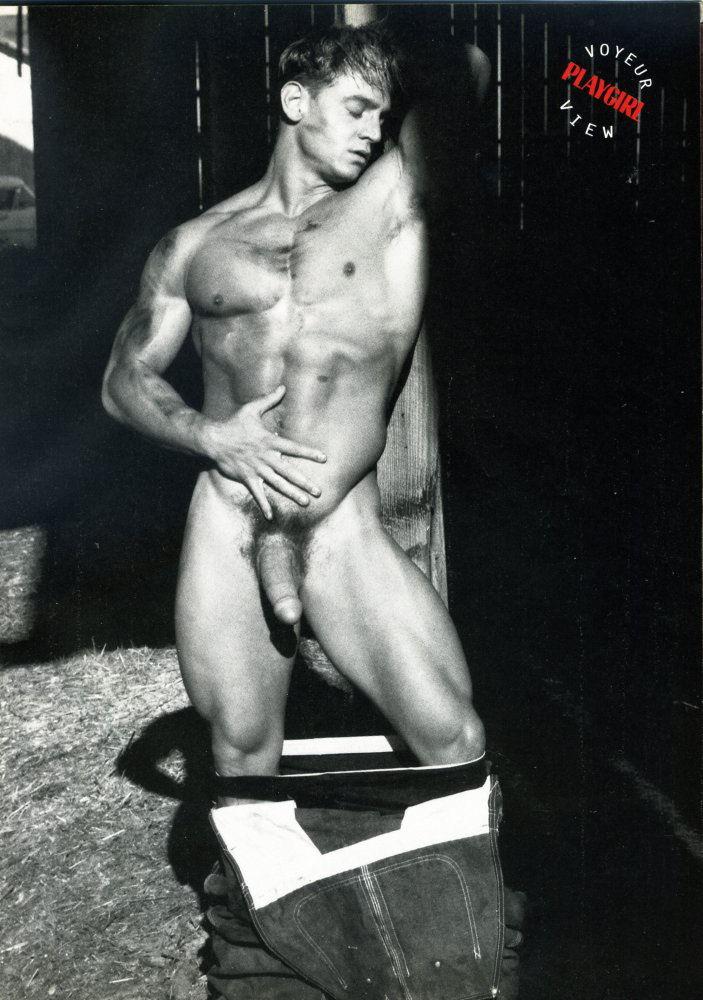 Scott Randsome Playgirl vintage gay hot daddy dude men porn