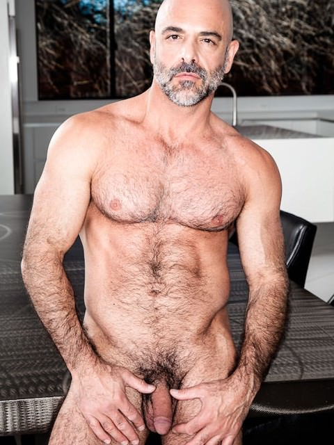 Adam Russo gay hot daddy porn