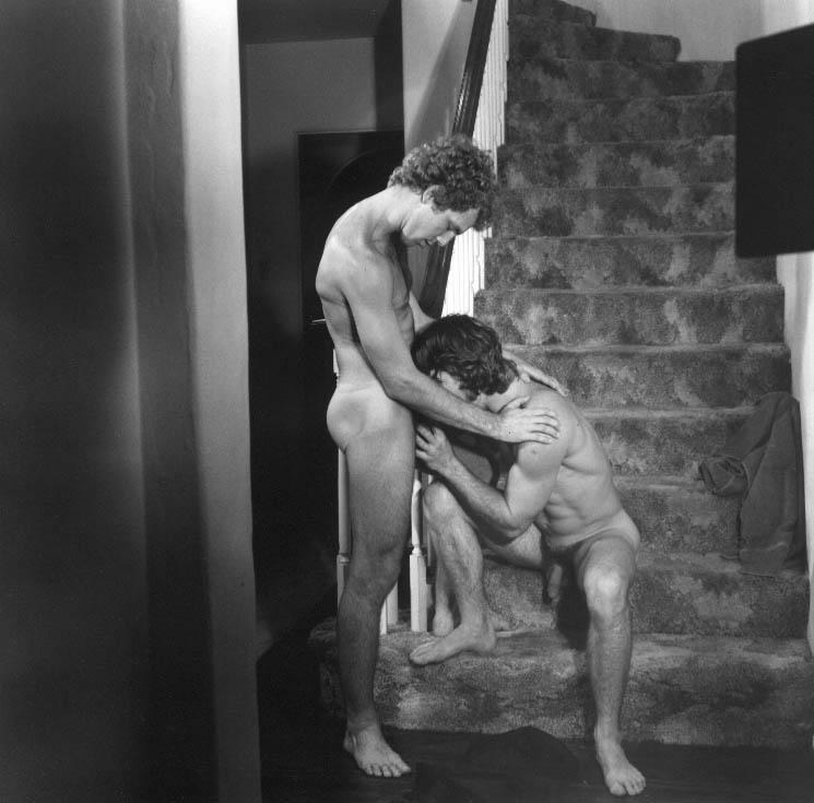 Lee Marlin fuck Eric Brothers vintage gay hot dude men porn House Calls