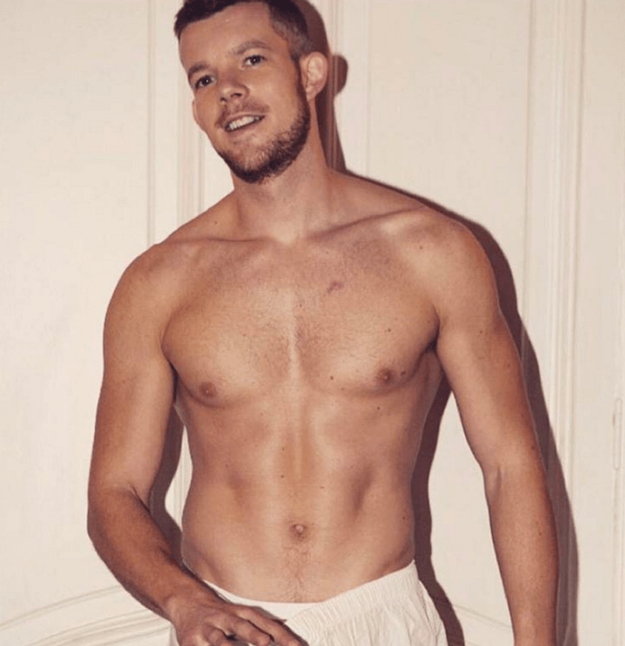 Russell Tovey gay hot dude men porn