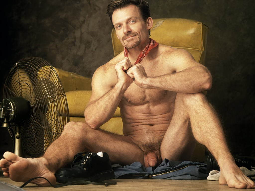 Andrew Saks gay hot daddy dude porn