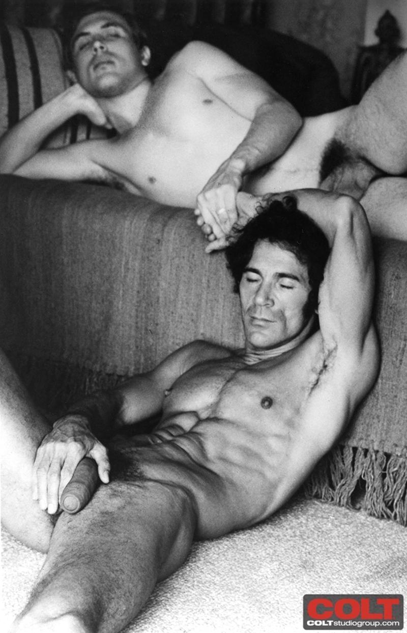 Bill Eld Long John vintage gay hot daddy dude men porn Colt Handspray