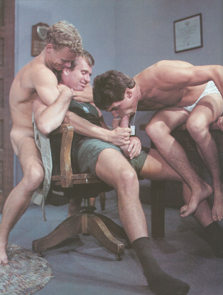 Rod Phillips Dave Connors Gavin Burke gay hot daddy dude men porn Biggest One I Ever Saw