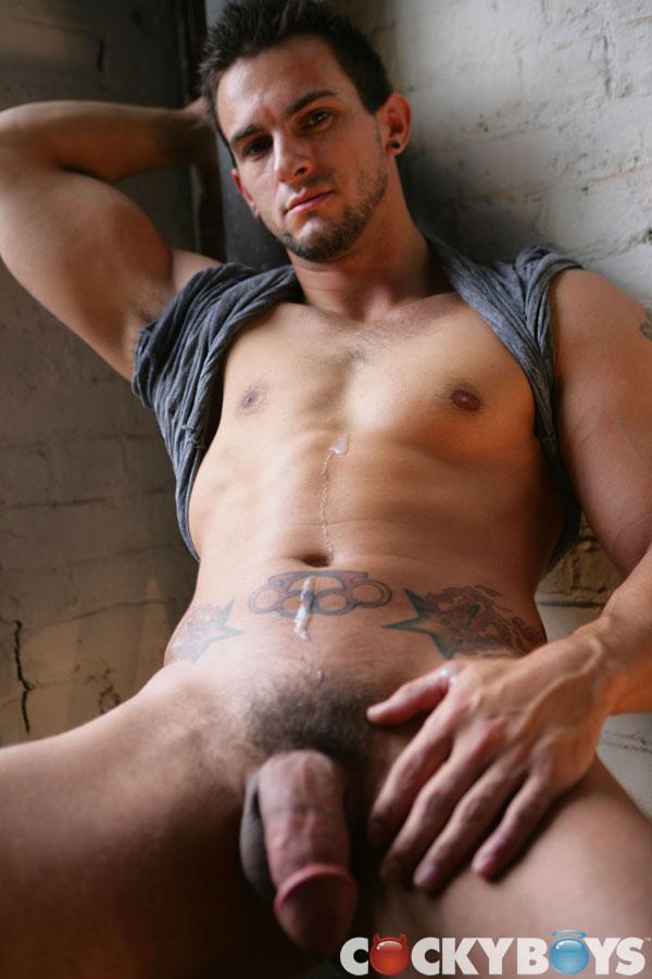 Phenix Saint gay hot daddy dude men porn